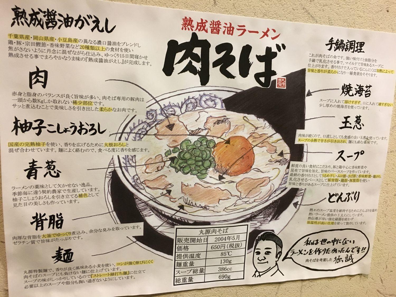 丸源ラーメン3