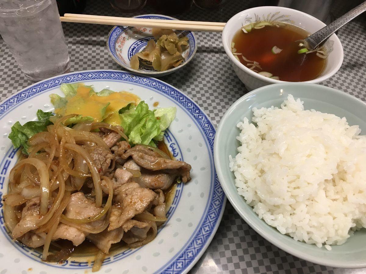 水新菜館7