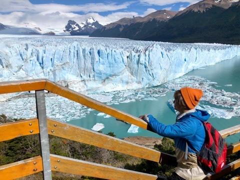 氷河トレキ5