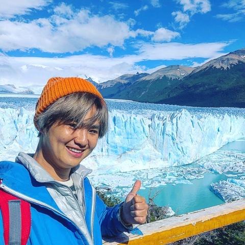 氷河トレキ4