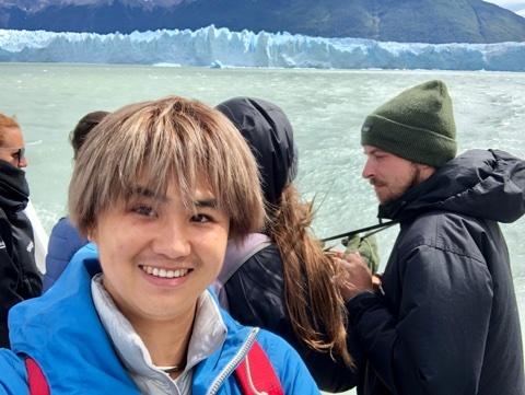 氷河トレキ9