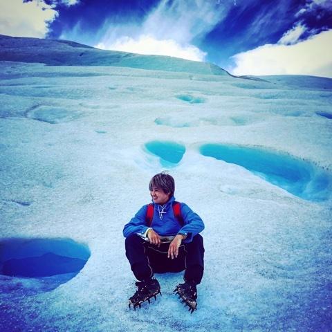 氷河トレキ10