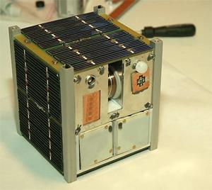 低軌道衛星(CubeSat)とLoRaWAN (The Things Network) をつなぐ