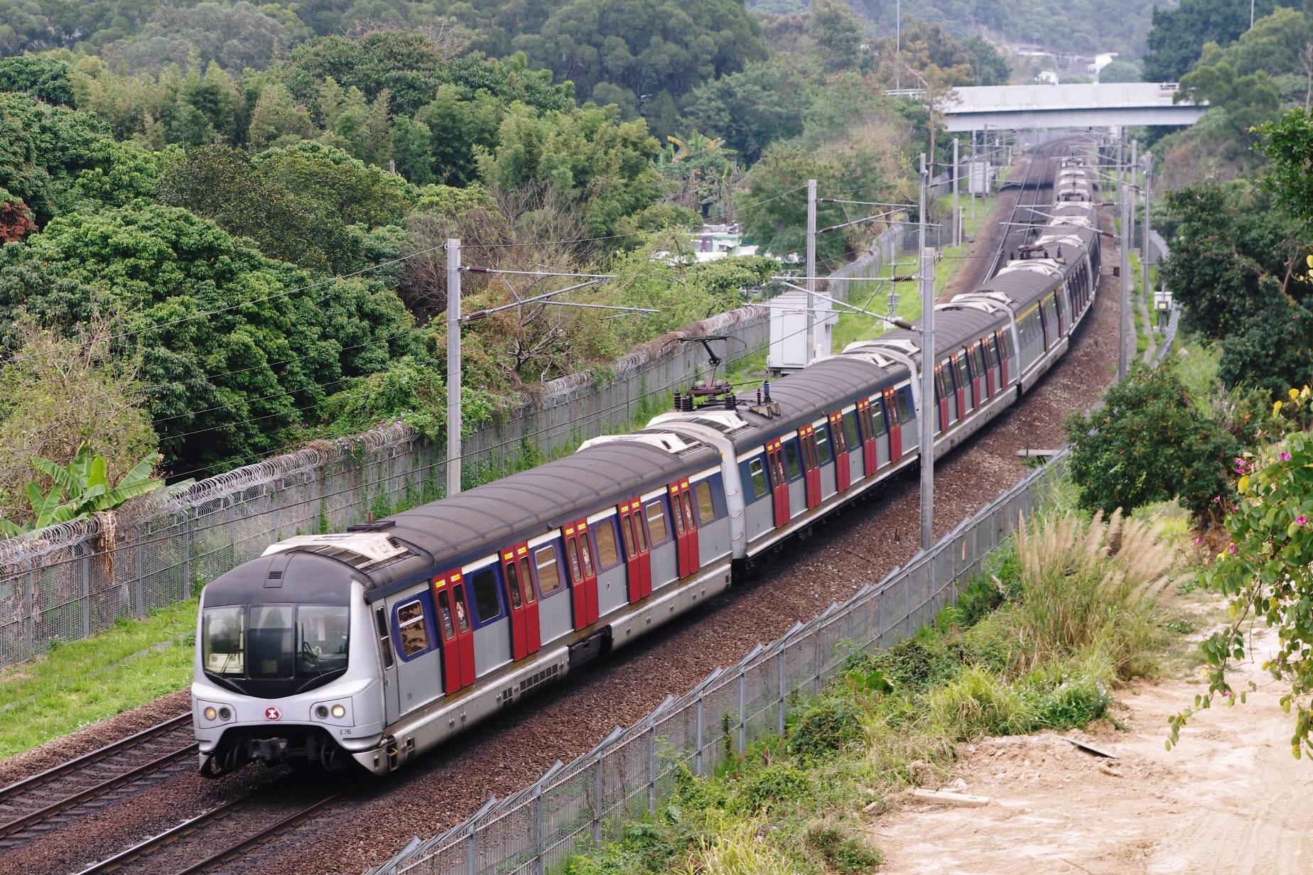 香港鉄道撮影旅行の写真【3】 ~...