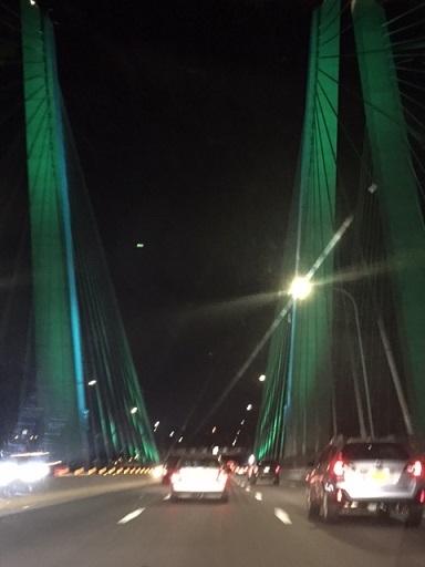 緑ブリッジ