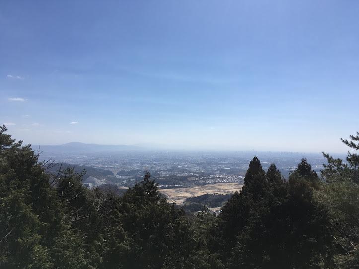 2018竜王山/景色