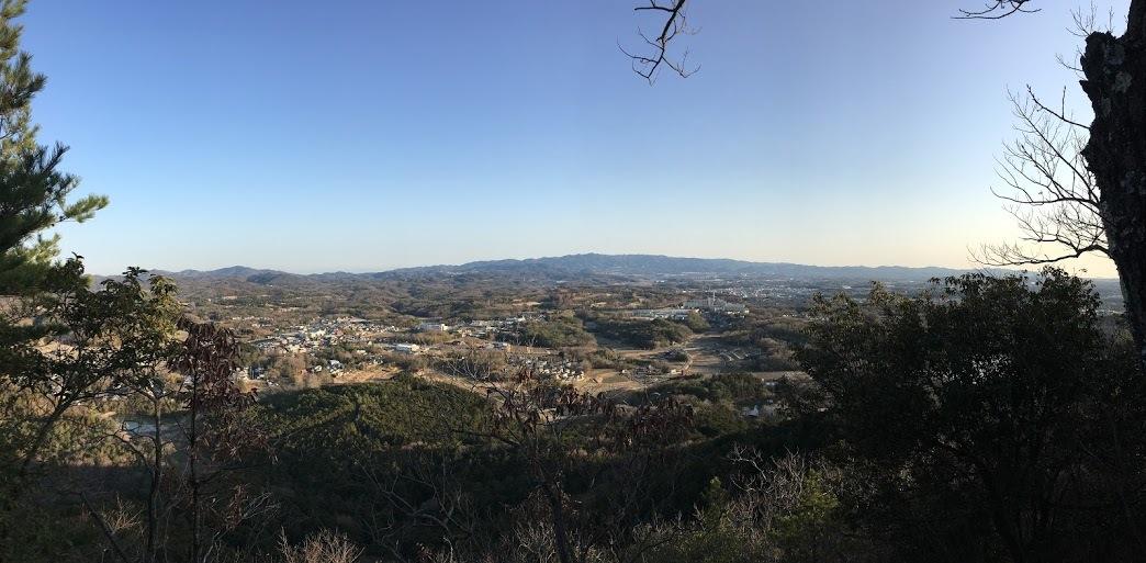 2018有馬富士/三田市内