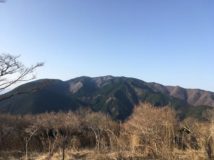2018大和葛城山/金剛山