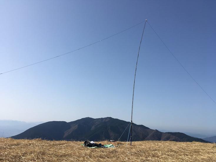 2018大和葛城山/金剛山とDP