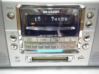 SHARP TRADING MD-F230-S重箱石08