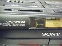 SONY CFD-DW93重箱石015