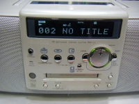 KENWOOD MD PERSONAL STEREO SYSTEM MDX-L1重箱石06