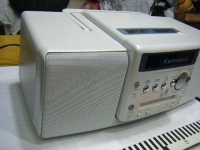KENWOOD MD PERSONAL STEREO SYSTEM MDX-L1重箱石08