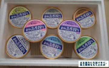 かんなん丸 牛乳やさんのアイスクリーム8個セット02 201712