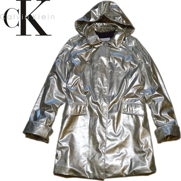 カルバンクラインCKジャケットコート画像メンズレディースコーデ@古着屋カチカチ01