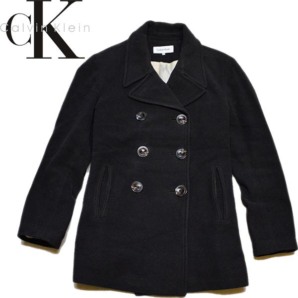 カルバンクラインCKジャケットコート画像メンズレディースコーデ@古着屋カチカチ02