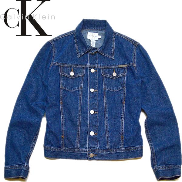 カルバンクラインCKジャケットコート画像メンズレディースコーデ@古着屋カチカチ03