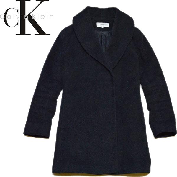 カルバンクラインCKジャケットコート画像メンズレディースコーデ@古着屋カチカチ04