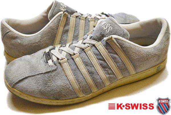スエード靴スニーカー画像@古着屋カチカチ (8)