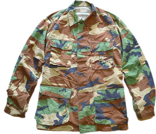 US ARMYアメリカ軍物ミリタリージャケット画像メンズレディースコーデ@古着屋カチカチ03