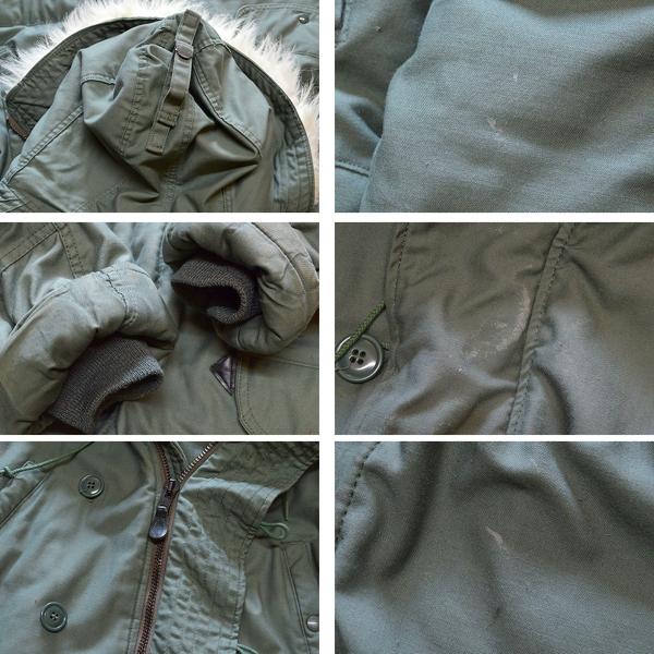 US ARMYアメリカ軍物ミリタリージャケット画像メンズレディースコーデ@古着屋カチカチ010