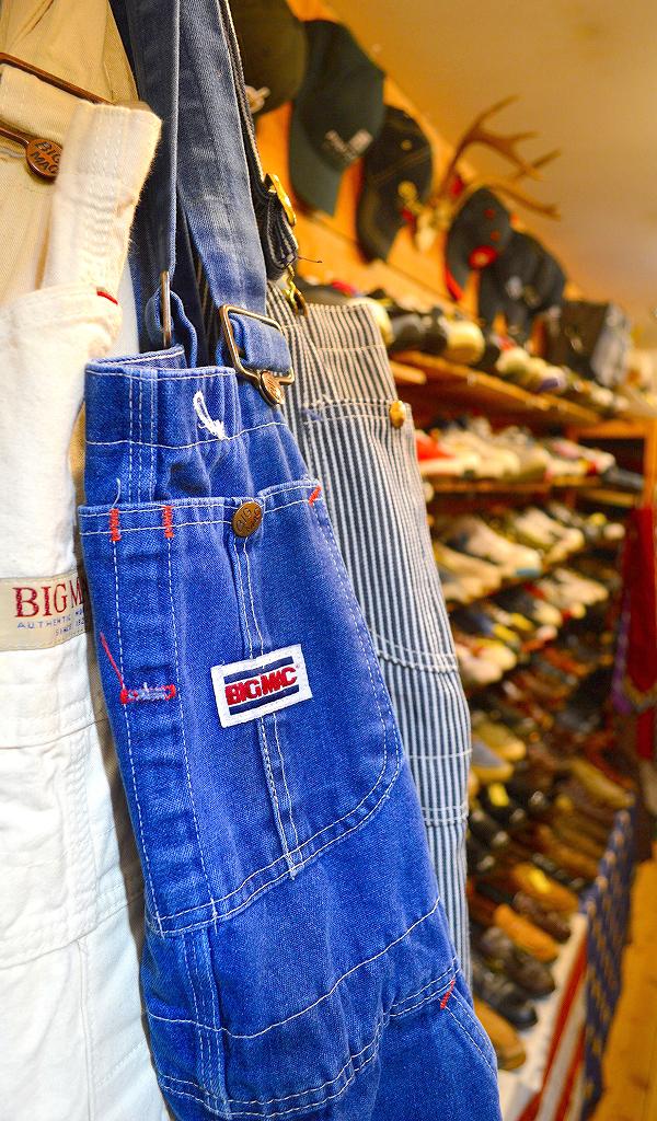 古着屋カチカチ店内画像Used Shop Tokyo Japan05