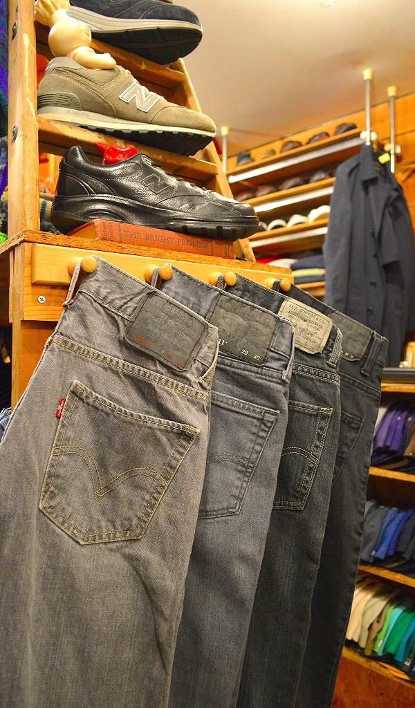 古着屋カチカチ店内画像Used Shop Tokyo Japan09