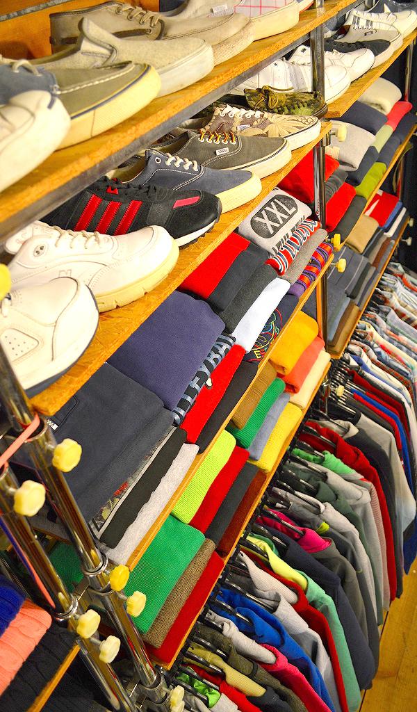 古着屋カチカチ店内画像Used Shop Tokyo Japan011