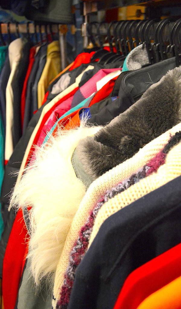 古着屋カチカチ店内画像Used Shop Tokyo Japan012