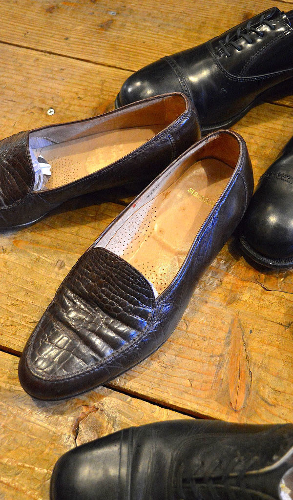 Used Leather Shoes革靴レザーシューズ画像メンズコーデ@古着屋カチカチ02