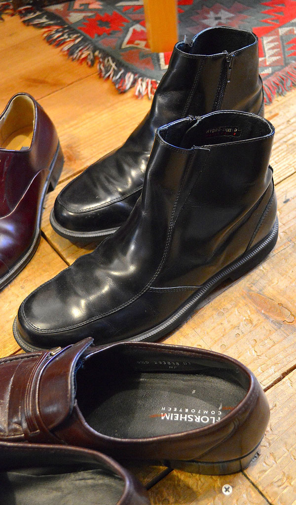 Used Leather Shoes革靴レザーシューズ画像メンズコーデ@古着屋カチカチ06