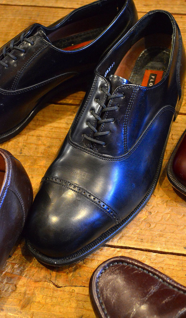 Used Leather Shoes革靴レザーシューズ画像メンズコーデ@古着屋カチカチ09
