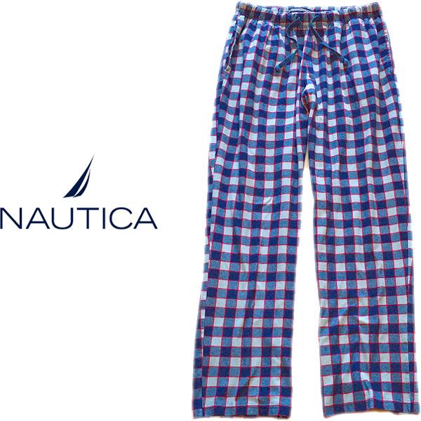 ノーティカNauticaパジャマパンツ画像@古着屋カチカチ02