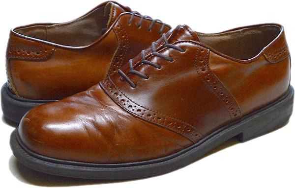 レザーシューズ革靴ブーツ画像メンズレディースコーデ@古着屋カチカチ04