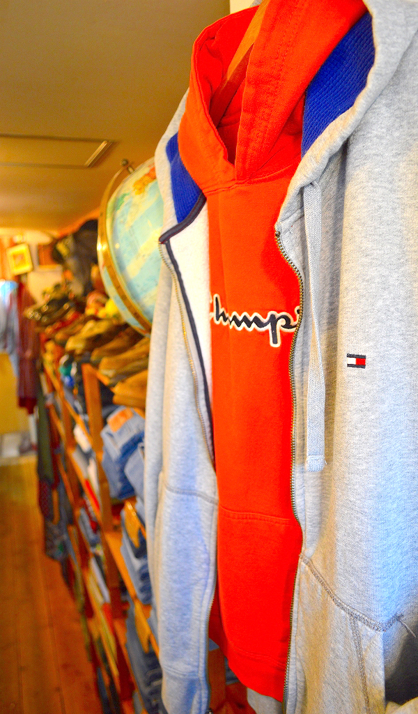 東京都北区王子の古着屋カチカチ店内画像Tokyo Japan010
