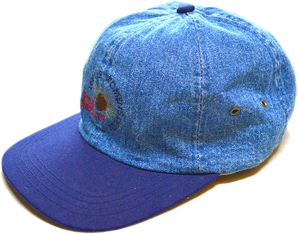 USEDベースボールキャップ帽子メンズレディースコーデ@古着屋カチカチ01
