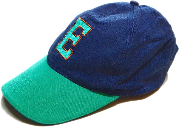 USEDベースボールキャップ帽子メンズレディースコーデ@古着屋カチカチ04