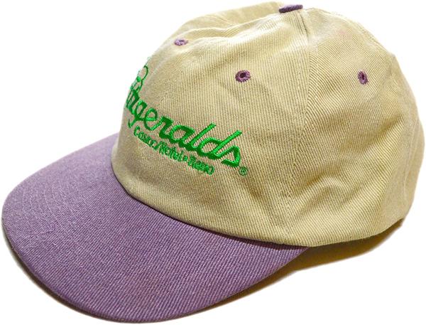 USEDベースボールキャップ帽子メンズレディースコーデ@古着屋カチカチ05