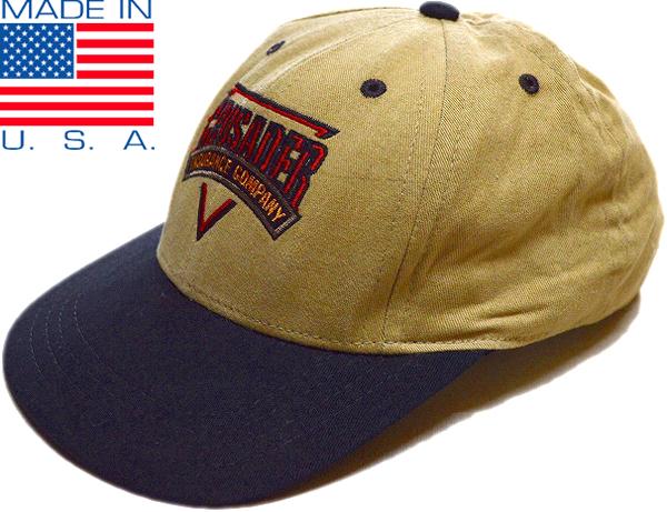 USEDベースボールキャップ帽子メンズレディースコーデ@古着屋カチカチ06