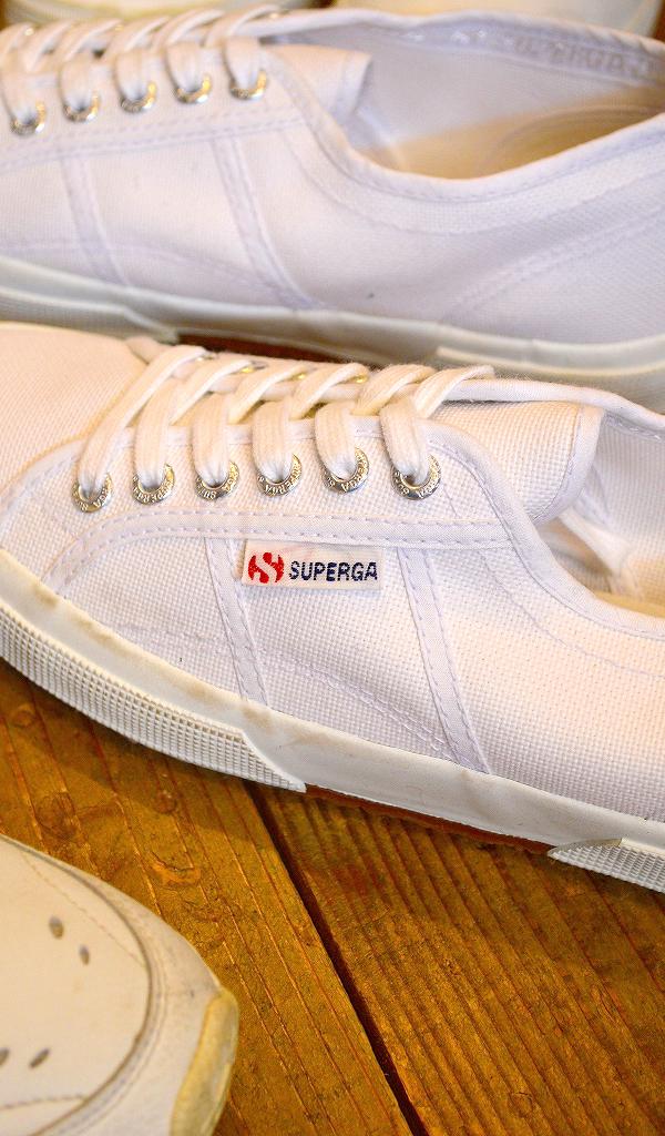 USED白スニーカー画像メンズレディースシューズコーデ@古着屋カチカチ03