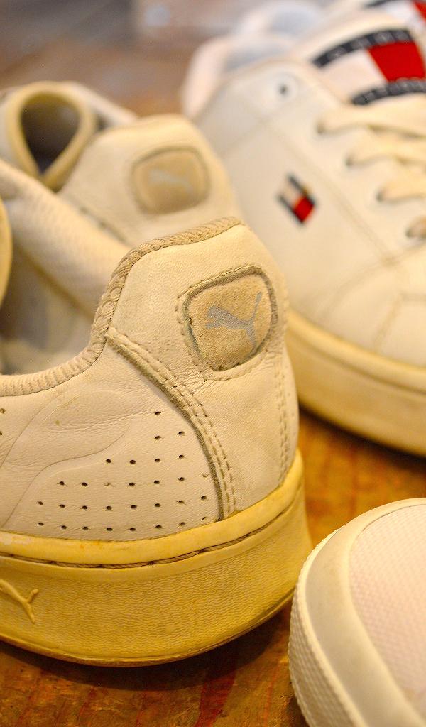USED白スニーカー画像メンズレディースシューズコーデ@古着屋カチカチ04