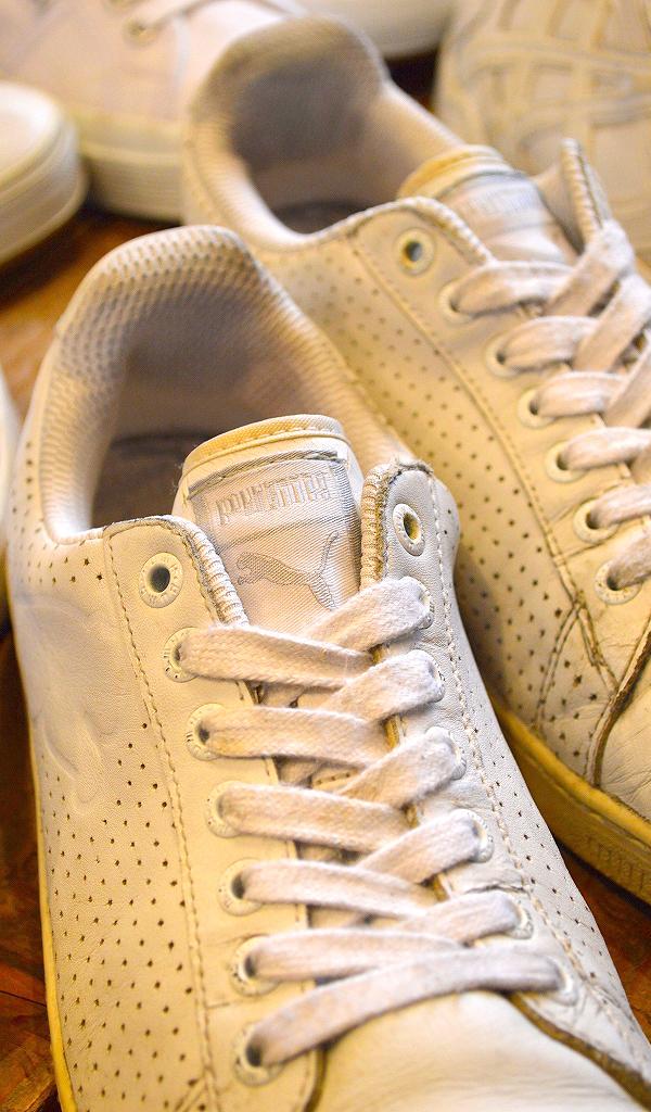 USED白スニーカー画像メンズレディースシューズコーデ@古着屋カチカチ06