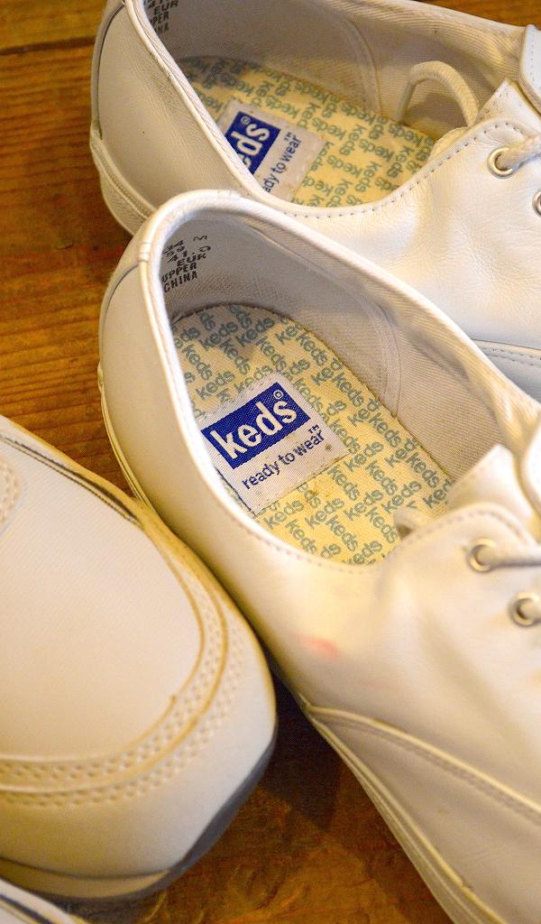 USED白スニーカー画像メンズレディースシューズコーデ@古着屋カチカチ08