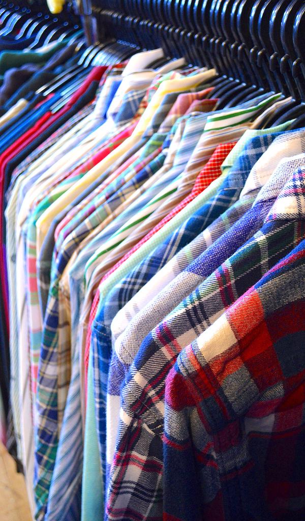 春物続々入荷中Used Clothing Shop@古着屋カチカチ店内画像Tokyo Japan06
