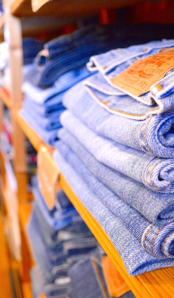 春物続々入荷中Used Clothing Shop@古着屋カチカチ店内画像Tokyo Japan04