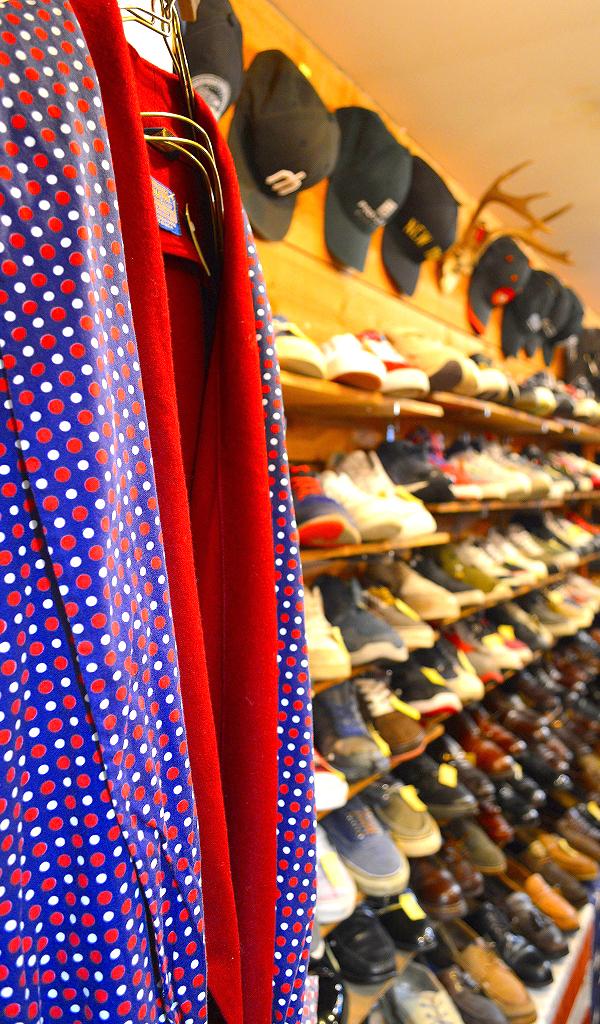 古着のことなら古着屋カチカチヘ店内画像Used Clothing Tokyo Japan09