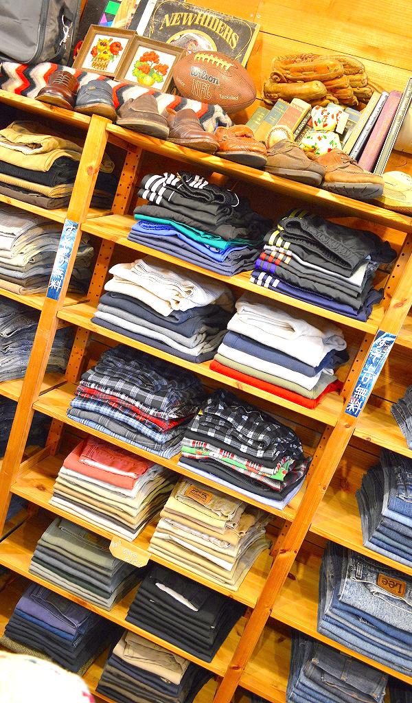 古着のことなら古着屋カチカチヘ店内画像Used Clothing Tokyo Japan014