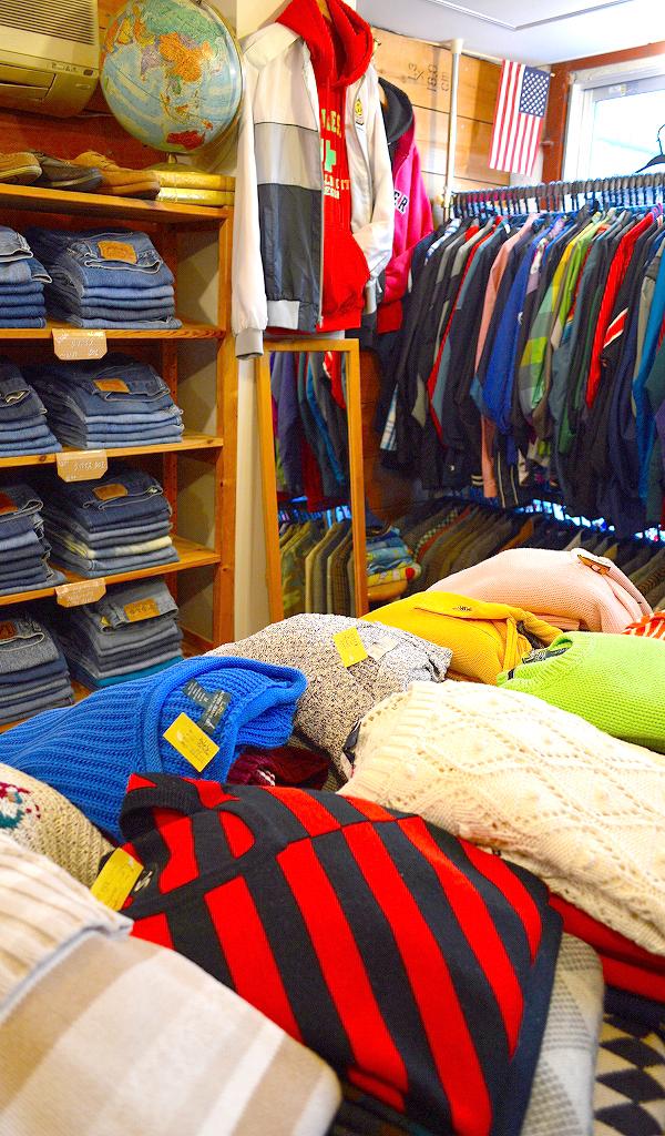 古着のことなら古着屋カチカチヘ店内画像Used Clothing Tokyo Japan015