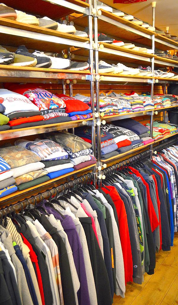 古着のことなら古着屋カチカチヘ店内画像Used Clothing Tokyo Japan016