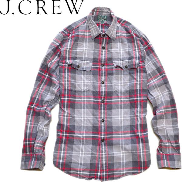 USEDチェックシャツ画像メンズレディースコーデ@古着屋カチカチ03